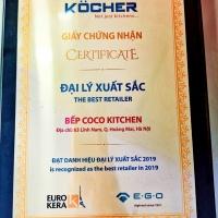Mua bếp từ Kocher chính hãng, giá phân phối độc quyền, tốt nhất ở đâu Hà Nội?