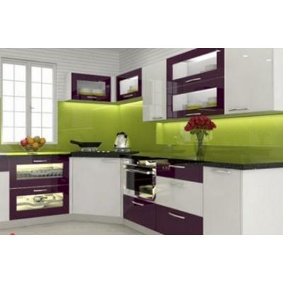 Tủ bếp Acrylic Melamine Inox 304